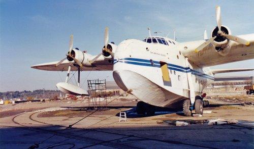 Chatham Historic Dockyard, Sunderland Flying Boat