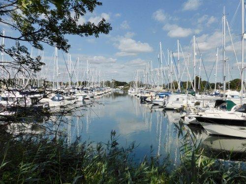 Chichester Marina, West Sussex