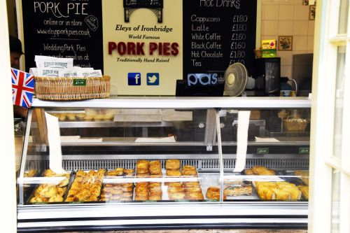 You won't find a better pork pie than these.