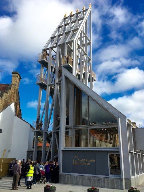 Auckland Tower, Bishop Auckland