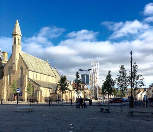 Market Place, Bishop Auckland