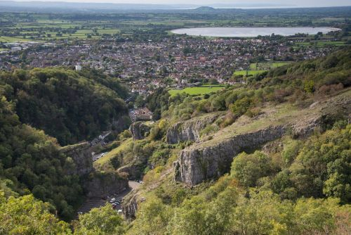 Cheddar Caves and Gorge