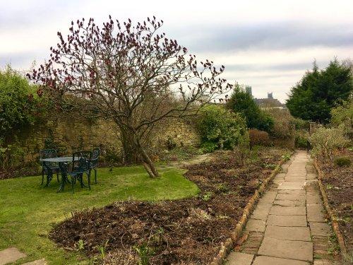 Crook Hall Gardens. Durham