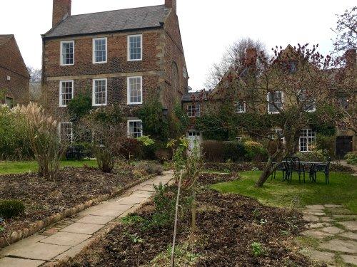 Crook Hall and Gardens, Durham City.