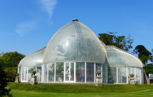 Bicton gardens Glass house