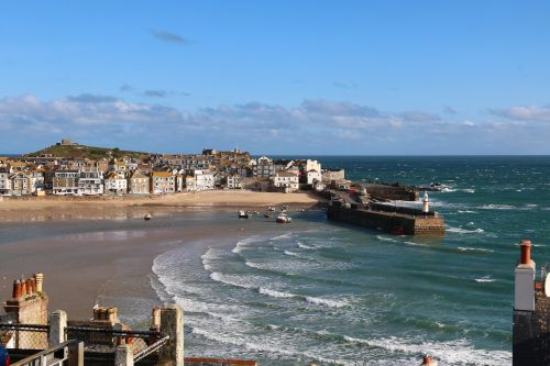A closer look at St. Ives