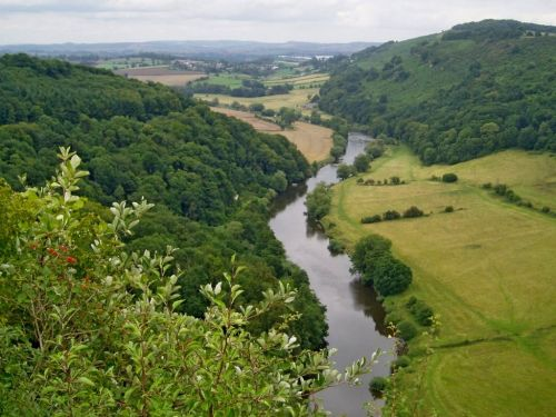 The River Wye view