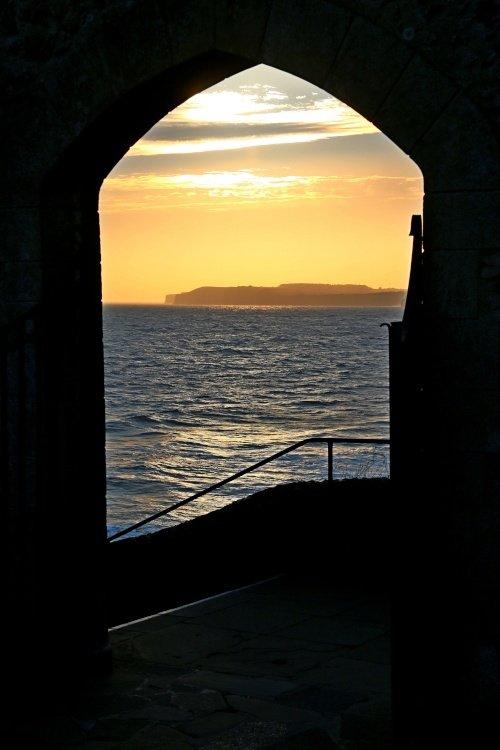 Sidmouth gate