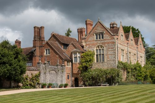 Greys Court, The House