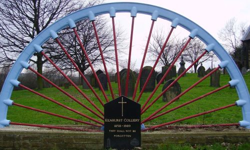 Kilnhurst Colliery Rememberance