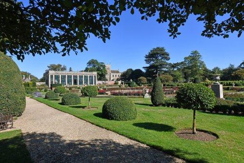 Belton House Garden