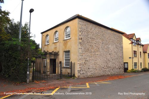 Former Chapel, Hounds Road, Chipping Sodbury, Gloucestershire 2019