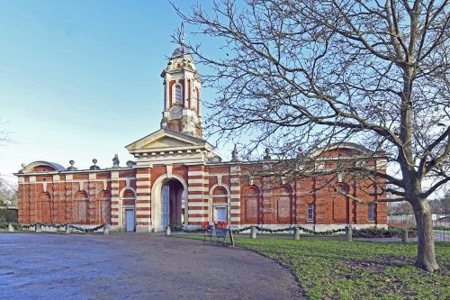 Wimpole Hall Stables