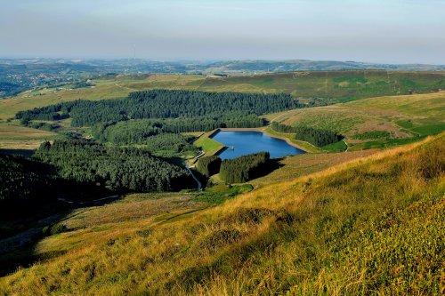 Yateholme Reservoir near Holmfirth