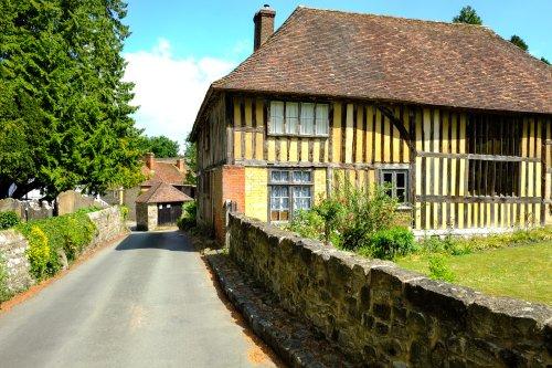 Loose Village Lane.