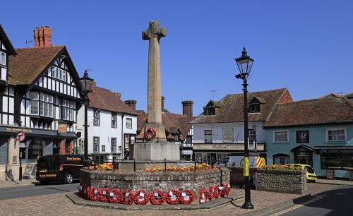 Arundel Town Centre, West Sussex