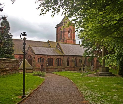 St Helen's Church, Tarporley