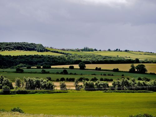Rural side of Cudworth
