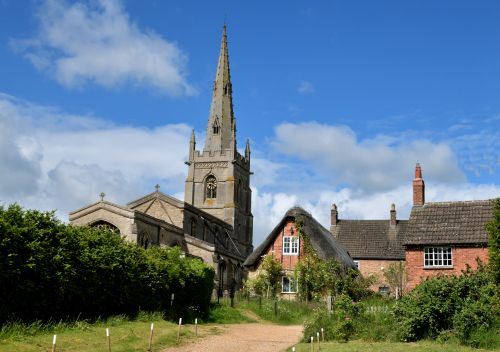 St Nicholas Church, Islip, Northamptonshire