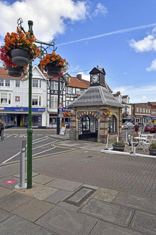 Sheringham town cwntre
