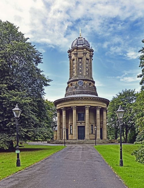 United Reformed Church in Saltaire