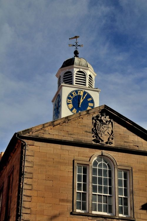 Whitby, Old Town Hall