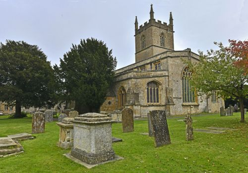 St. Edward's Church Stow on the Wold