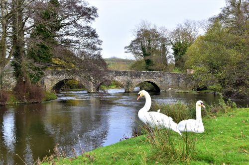 On the River Teme