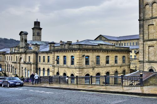 The Original Saltaire Office is Now Used by Digita Technology Companies