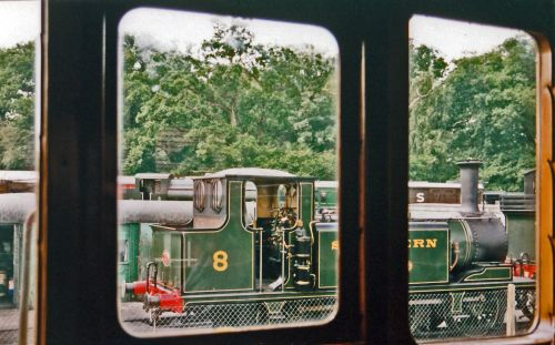 Isle of Wight Steam Railway, Havenstreet