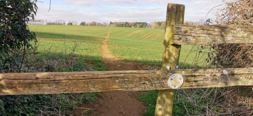 Middle Aston walk