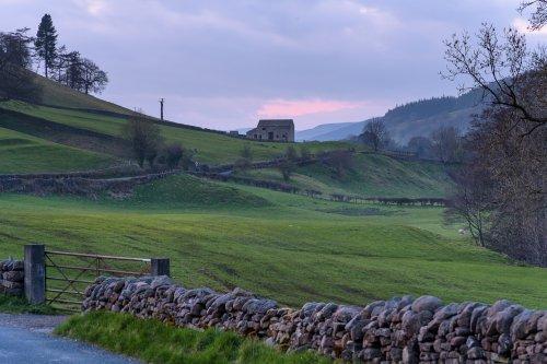 A quintissential Yorkshire scene