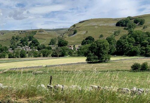 North Yorkshire's Beautiful scenery.