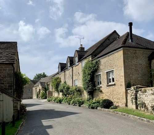 The Peaceful Cotswold Village of Duntisbourne Abbots