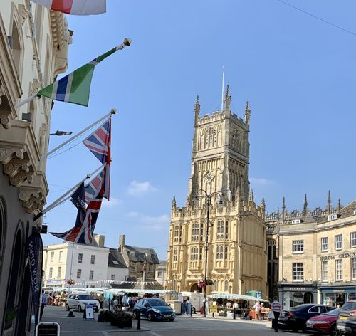 The Church of St. Peter the Evangelist, Cirencester.