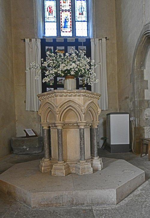Holy Cross Church, Goodnestone