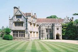 A picture of Athelhampton House