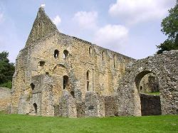 A picture of Battle Abbey
