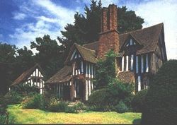 Selly Manor in Birmingham