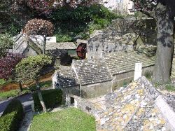 A picture of Bourton on the Water Model Village