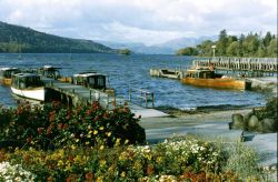 A picture of Bowness on Windermere