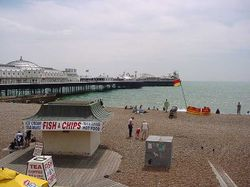 Brighton Pier, Sussex