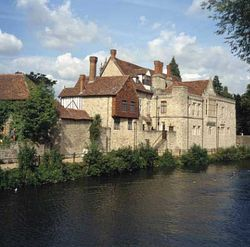 A picture of Archbishops Palace