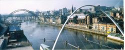 The River Tyne, Newcastel upon Tyne