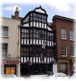 A picture of Tewkesbury