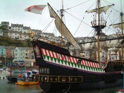 Brixham, Devon