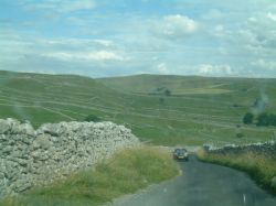 Near Arncliffe, Yorkshire