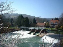 The Weir at Streatley