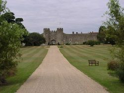 A picture of Amberley Castle