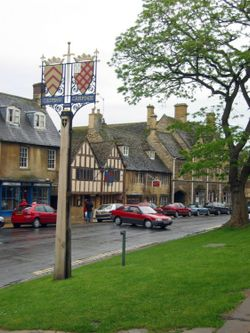 The cotswold town of Chipping Campden, Gloucestershire. Photo copyright: Rebecca & Andrew Croce